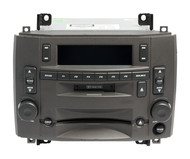 2003-2007 Cadillac CTS AM FM Radio Single Disc CD and Cassette Player 25741528