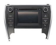 2016-17 Toyota Camry AM FM Radio Touch Screen CD MP3 8614006660 Face Code 100614