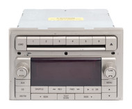 2009 Lincoln MKZ AM FM Radio Receiver 6 Disc CD MP3 Player Part ID 9H6118C815AA