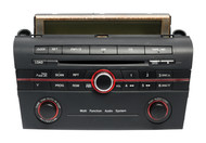 2004 Mazda 3 AM FM Radio Receiver and Display CD Player Part Number BN8F 66 9R0A