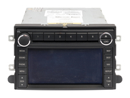 2008-09 Ford Mustang AM FM Radio Navigation 6 Disc CD MP3 Player 8R3T-18K931-EA