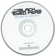 The Black Eyed Peas The Best Of The End 2010 CD Professionally Cleaned