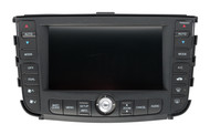 2004-2006 Acura TL GPS Navigation System Information Display Screen 39050-SEP-A4