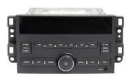 2010-2011 Chevrolet Aveo AMFM Electronically Tuned Receiver Part Number 95981819
