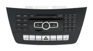 2013 Mercedes C-Class AM FM Receiver With Single-Disc CD Player 2049002711