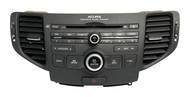 2009-2010 Acura TSX AM FM Receiver with Single-Disc CD Player 39100-TL2-A000
