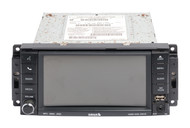 2011 Chrysler Town & Country AM FM Radio Aux CD MP3 Player 05064879AG OPT RBZ