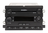 2005-06 Ford Mustang AM-FM Radio 6 Disc CD MP3 Player Part Number 4R3T-18C815-HJ