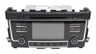 2017-18 Nissan Altima AM-FM Radio w CD Player and Display Part Number 281859HT1A