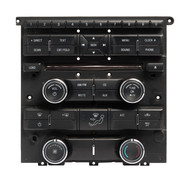 2014 Ford Mustang Audio and Temperature Control Panel Part Number ER3T-18A802-AA