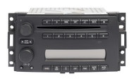 2005-07 Buick Terraza AM-FM Radio Receiver Single CD Player Part Number 15224732