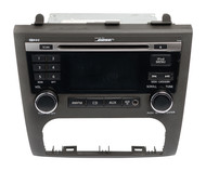 2010-2013 Nissan Altima AM FM Radio CD Player and Aux Port 281852X00B Face PY14G