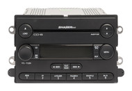 2007 Ford Mustang AM-FM Radio 6 CD Changer w MP3 Player Part Number 7R3T18C815RB