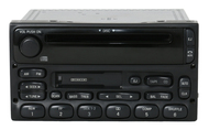 Ford Truck and Van Radio 1999-2010 AM FM Cassette CD Player 1F2F-18C868-AA