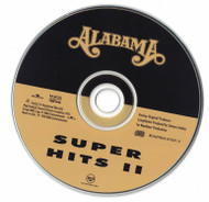 Alabama Super Hits Vol. 2 1998 CD Professionally Cleaned