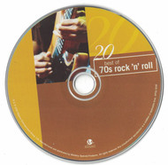 20 Best Of 70's Rock 'n' Roll Various Artists 2004 CD Professionally Cleaned