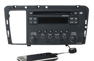 2005-2009 Volvo 60 70 80 Series Radio AM FM CD w Aux mp3 Input 30737708-1 HU-650