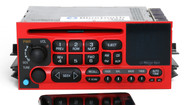 Chevy GMC 1995-02 Truck Radio AM FM CD Player Upgraded w Bluetooth Music Red Ver