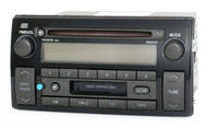 Toyota 2002-2004 Camry LE Radio AM FM CD CS w Bluetooth Music 86120-AA040 16823