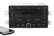 05-08 Chevrolet Optra Suzuki Reno AM FM Radio CD Player Aux w Bluetooth 96805108