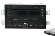 05-08 Chevy Optra Suzuki Reno AM FM mp3 Radio CD Player w Bluetooth 96 473 445
