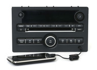 2007-2008 SAAB 9-3 AM FM Radio Single Disc Player and AUX 12774897