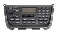 1998-1999 Jaguar XJ8 Factory OEM AM FM Radio Cassette Player LNC4100BA