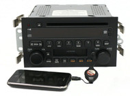 2002-2003 Oldsmobile Aurora Radio AM FM Cassette CD player Part Number 25734856