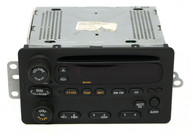 2001 Oldsmobile Alero OEM Factory Radio AM FM Single Disc CD Player 22669641 U1P