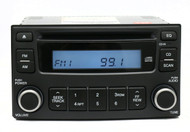 06-07 KIA Optima AM FM Radio CD Player 96140-2G150D1 Option M445
