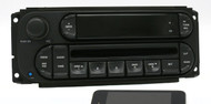 Chrysler Jeep Dodge RBK Digital 22-10 Radio 02-07 AM FM CD Player w Bluetooth