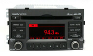 09-10 Kia Magentis Optima AMFM XM Ready Radio mp3 6 Disc CD Player 96170-2G950T0