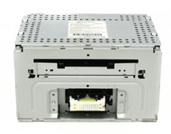 2004-2005 Mitsubishi Endeavor AM FM Radio Single Disc CD Player No Face MN141259