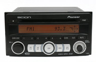2008-2014 Toyota Scion Radio AM FM w CD PT546-00080 Face Code T1808