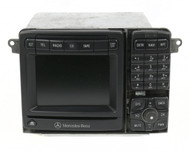 2000-2001 Mercedes-Benz AM FM Radio CD Player Navigation Receiver 22082035890080