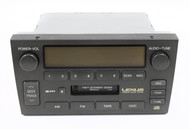 1998-2002 Lexus GS300 GS400 AM FM Radio Cassette Player 86120-3A521 - Face P1718