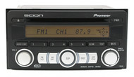 2008-2014 Scion TC XB XD AM FM XM Radio mp3 CD PT546-00080 Face T1808
