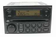 Nissan 2005-08 Frontier AM FM Radio Single Disc CD Player 28185EA001 Face CY12B