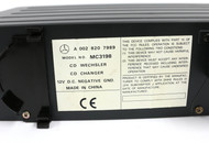 2000-03 Mercedes-Benz CLK-Class 6 Disc CD Changer - No CD Cartridge A0028207989