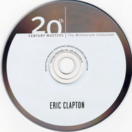 Eric Clapton 20th Century Masters  2004 CD Professionally Cleaned