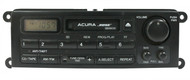 1999 Acura RL Cassette Player and Controls w Bose Sound System 39101-SZ3-A910-M1