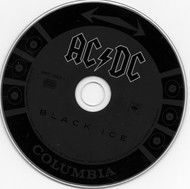 AC DC Black Ice 2008 CD Professionally Cleaned