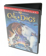 Cats & Dogs DVD 2001 Warner Bros.