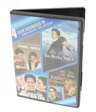 4 Film Favorites Hugh Grant Collection DVD 2008 Warner Bros.