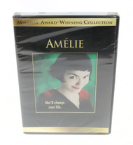 Amelie DVD 2011 Miramax Award Winning Collection