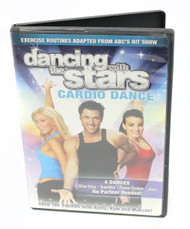 Dancing With The Stars Cardio Dance DVD 2007 Lionsgate