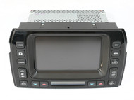 2004-07 Jaguar XJ8 Factory OEM Radio w Navigation Display Screen 2W93 10E889 AG