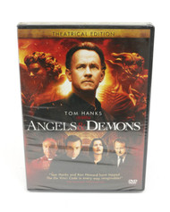Angels & Demons DVD 2009 Theatrical Edition Columbia Pictures