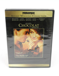 Chocolat DVD 2001 Award Winning Collection Miramax Films