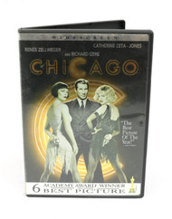 Chicago DVD 2003 Academy Award Winner Including Best Picture Miramax Films